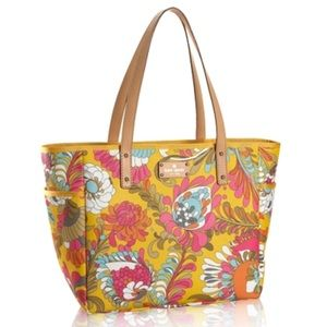 Kate Space New York Sydney Paisley Tote